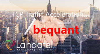 Landatel y Bequant firman un acuerdo de distribución