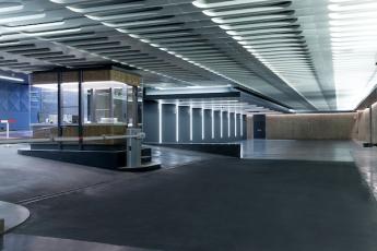 El Edificio Beatriz renueva sus 8.000 m2 de aparcamiento