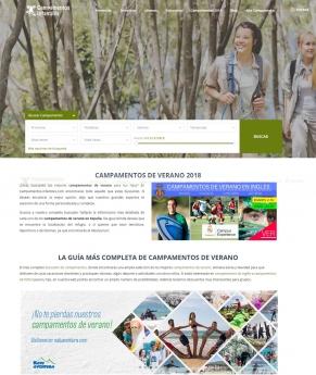 Campamentos de Verano en Campamentos-infantiles.com
