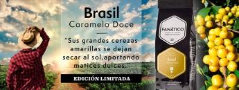 Nuevo café de especialidad en Cafés La Mexicana: Brasil Caramelo Doce