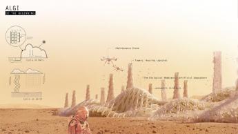 IED Innovation Lab diseña un hábitat para Marte