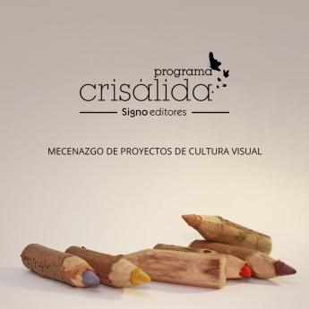 Signo editores lanza el Programa Crisálida para financiar proyectos culturales