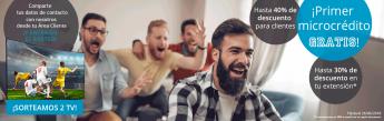 CreditoSí lanza una nueva campaña para el Mundial de fútbol  Rusia 2018
