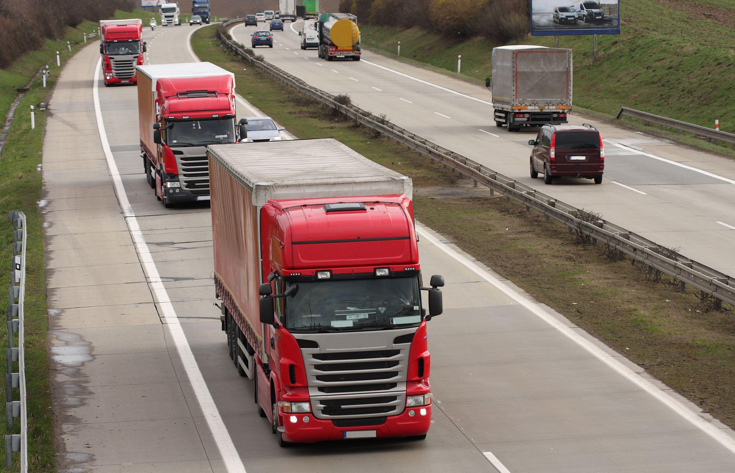 Fotografia Seguros a Todo Riesgo de camiones