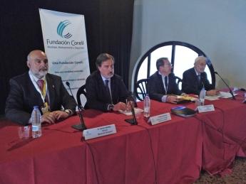 El transporte intermodal en España presenta falta de competitividad y eficacia, según la Fundación Corell