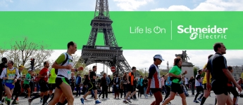 Sostenibilidad e inclusión, el foco principal de la Schneider Electric Maratón de París 2018