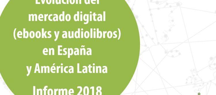 Fotografia Informe Bookwire Evolución del Mercado Digital en España