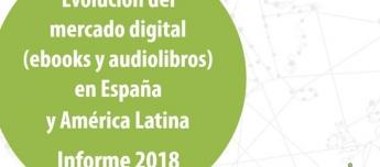 Informe Bookwire Evolución del Mercado Digital en España y America Latina