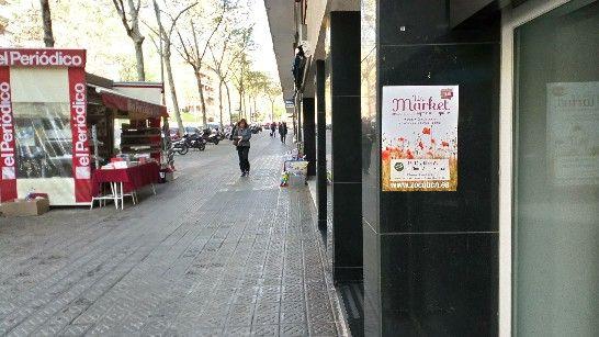 Foto de carteles barcelona