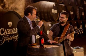 Osborne organiza el primer maridaje de Rock y Jerez en Vinoble 2018