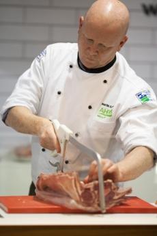 El cordero y vacuno británico de AHDB Beef & Lamb mostrará sus cualidades nutricionales en Alimentaria
