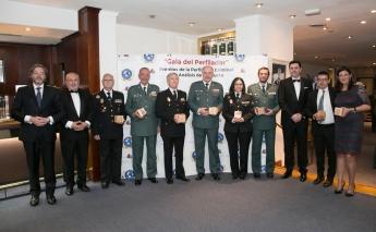 Foto de Premiados en la Gala de los Perfiladores