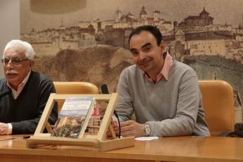El autor Jordi Verdaguer presenta