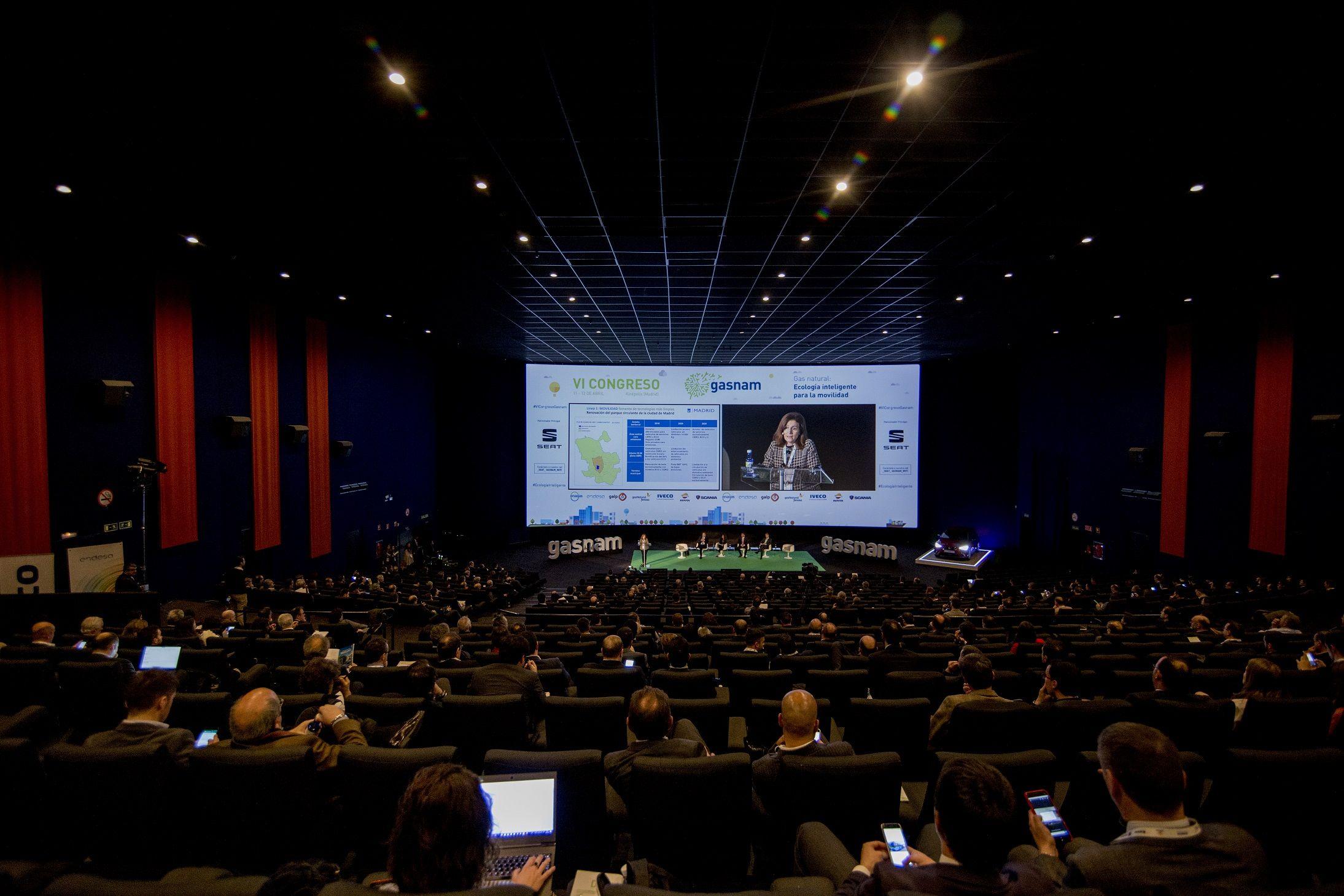 El VI Congreso Gasnam, punto de partida del futuro del gas natural en el transporte sostenible