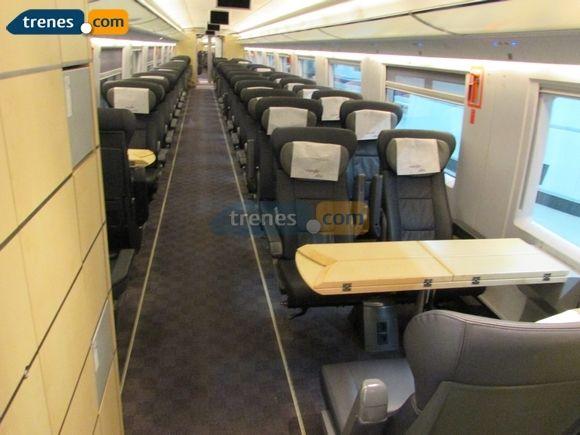 Fotografia Expansión internacional de Trenes.com