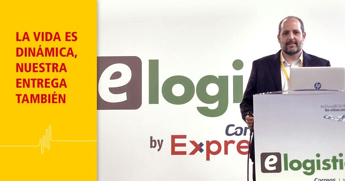 DHL Parcel presenta sus soluciones de entrega flexible para e-commrce en eShow Barcelona