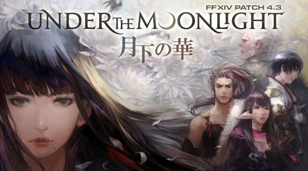 Foto de Under the Moonlight- parche 4.3. de Final Fantasy XIV