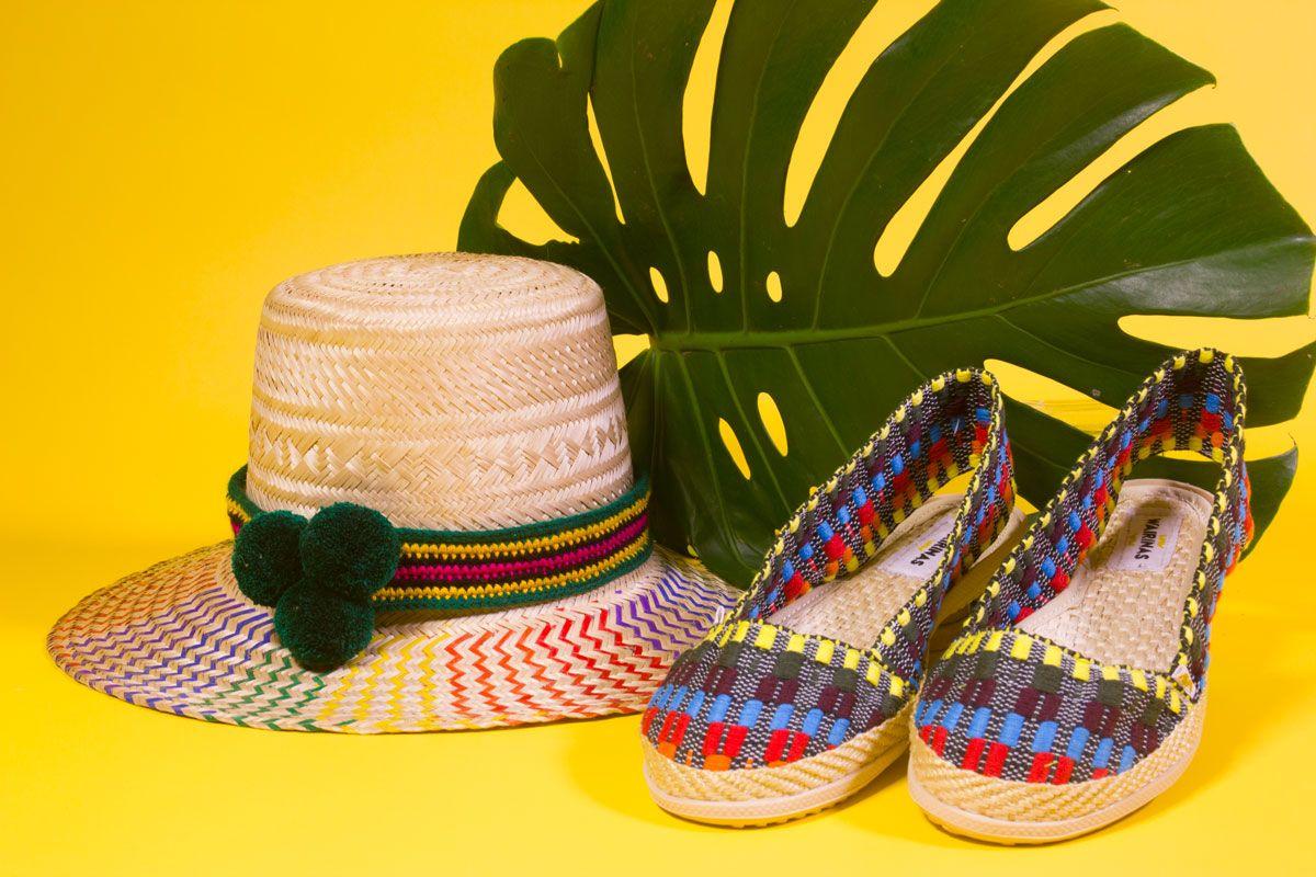 7179e923 WAIRINAS, alpargatas de estilo étnico/tropical hechas a mano en Colombia