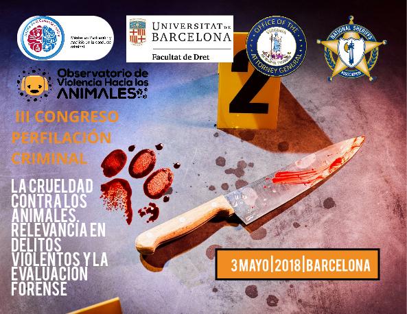 Fotografia III Congreso Perfilación Criminal