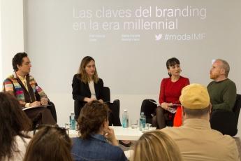 IMF Business School organizó ayer una mesa de debate sobre branding y millennials