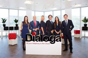 Dialo.ga se asegura ventas de 62 millones de € gracias a la integración de WebRTC e Inteligencia Artificial