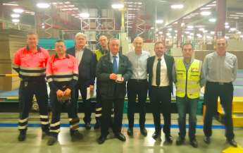 Cartonajes International distingue a Tot-Net por su compromiso con la prevención de riesgos laborales