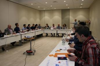 Foto de XII Asamblea General de la Asociación de Empresas de Buzoneo