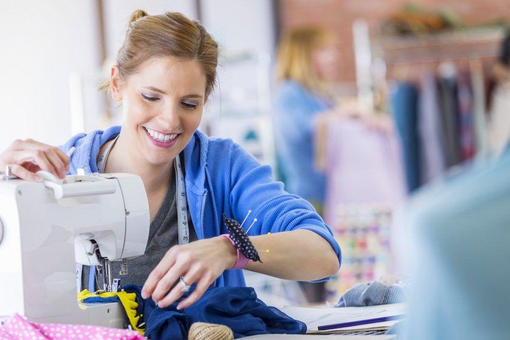 Las m quinas de coser brother arrasan en el mercado seg n - Maquinas de coser restauradas ...
