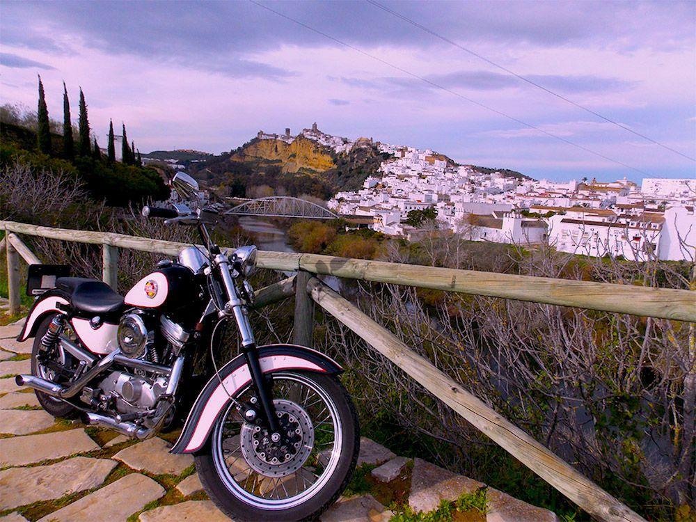 Foto de Cádiz en Harley