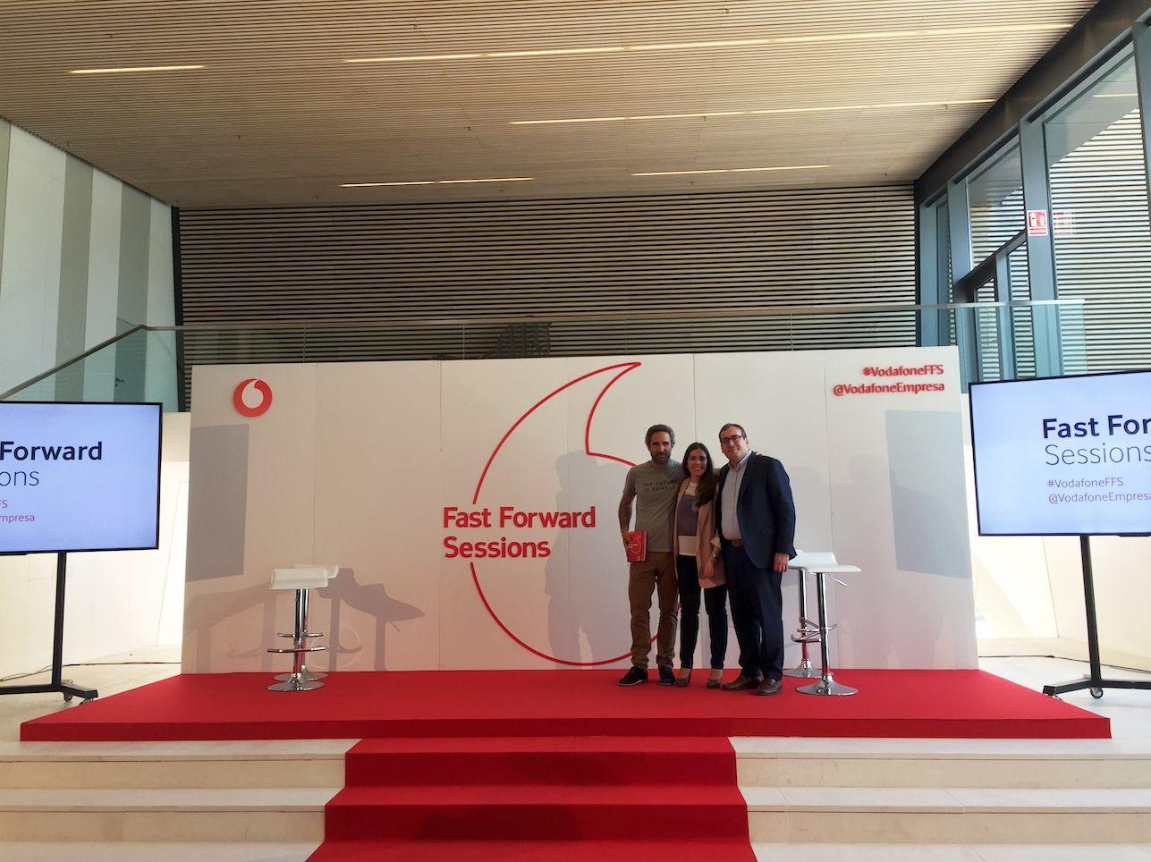 Foto de Ponentes de Fast Forward Sessions Badajoz