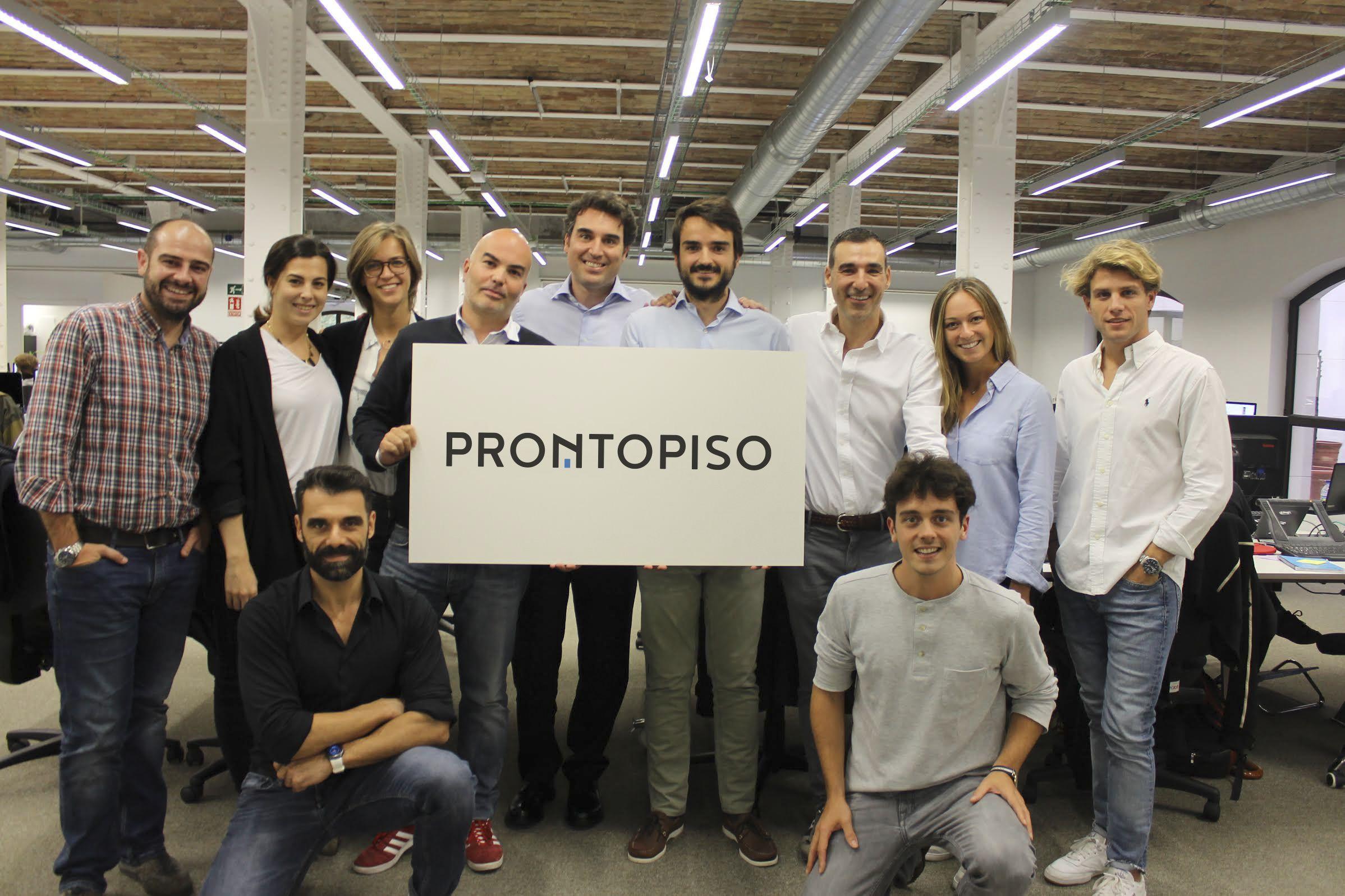 Foto de Equipo de ProntoPiso