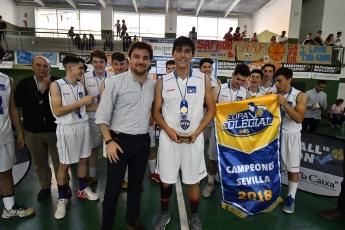 Foto de Ta hay campeones de la Copa Colegial 2018