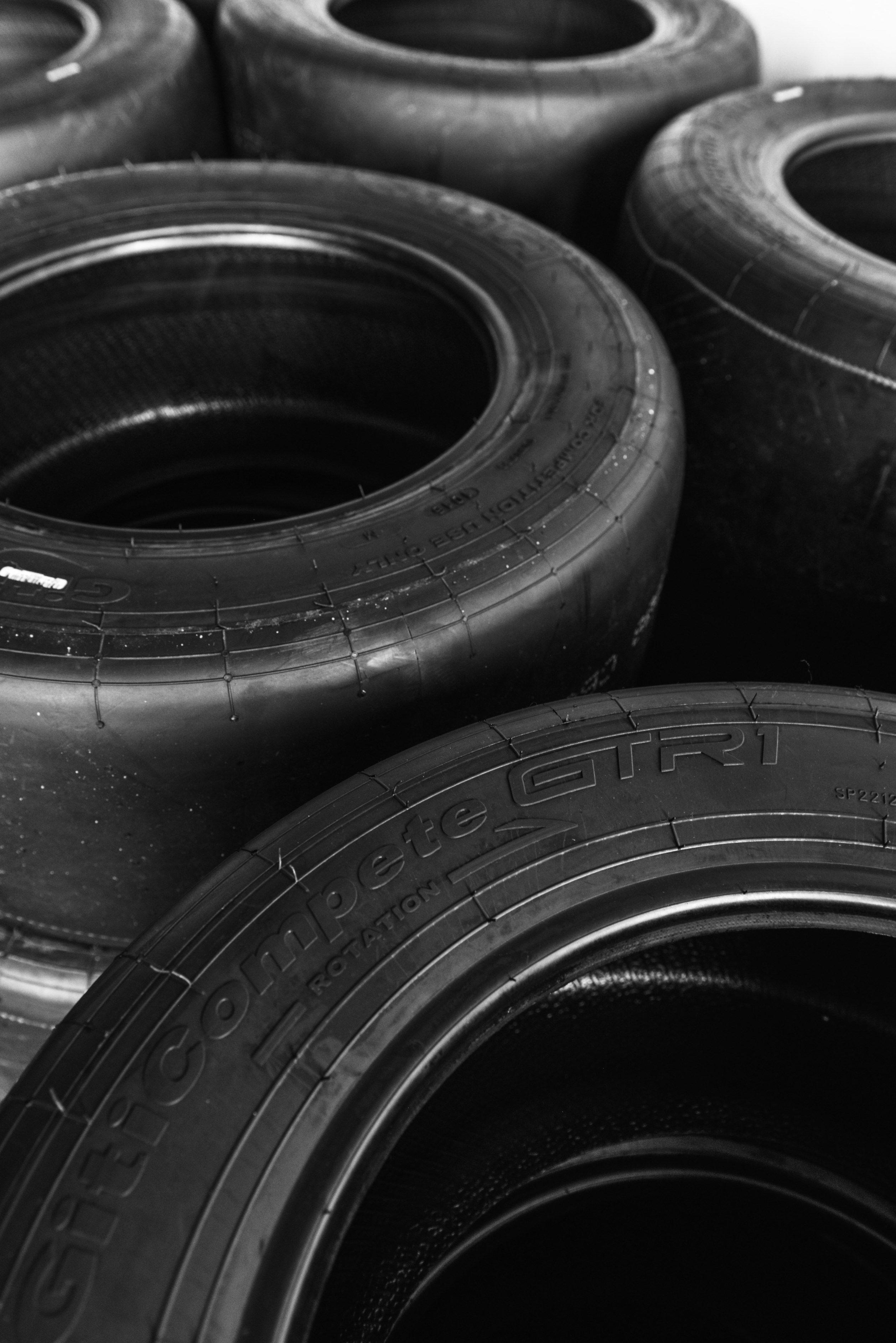 Foto de Neumático de Giti Tire para competición Giti Compete GTR1