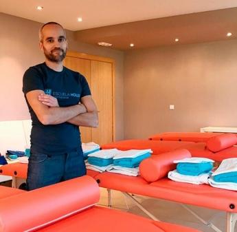 Las últimas innovaciones en Quiromasaje llegan a Barcelona de la mano de Holos Internacional