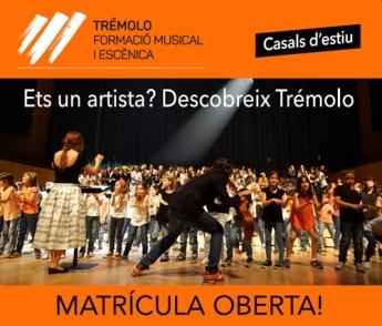 La educación musical en Barcelona está de enhorabuena gracias a Trémolo