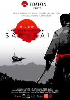 Foto de cartel Las Huellas del Samurái