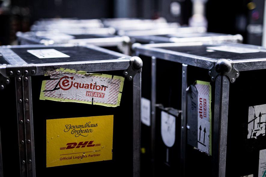 Empresas: DHL gestiona la logística de la Orquesta Gewandhaus para su próximo concierto en Madrid | Autor del artículo: Finanzas.com