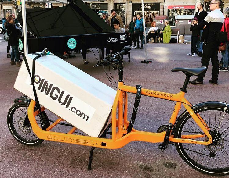 Foto de Bicicleta Pingui