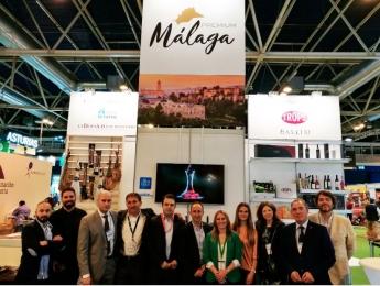 TROPS se une  a  'Málaga Premium' para promocionar la alta gastronomía  en el Salón de Gourmets