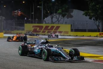 DHL socio logístico de la F1