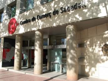 Camara de comerç de Sabadell,