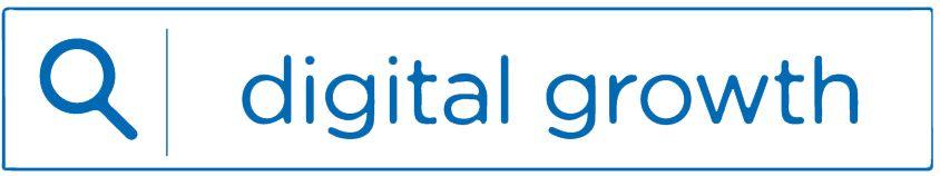Fotografia Logo Digital Growth