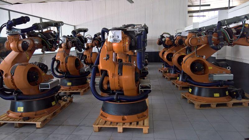 Robots Gallery ofrece robots industriales usados para todo tipo de aplicaciones