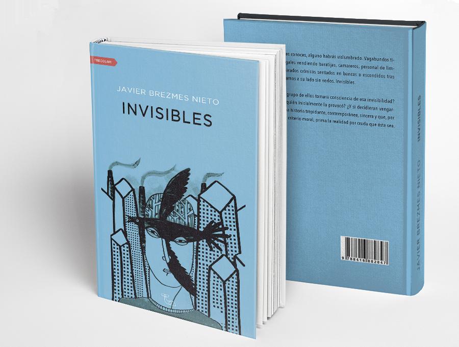 El vallisoletano Javier Brezmes rescata a los invisibles en su primera novela