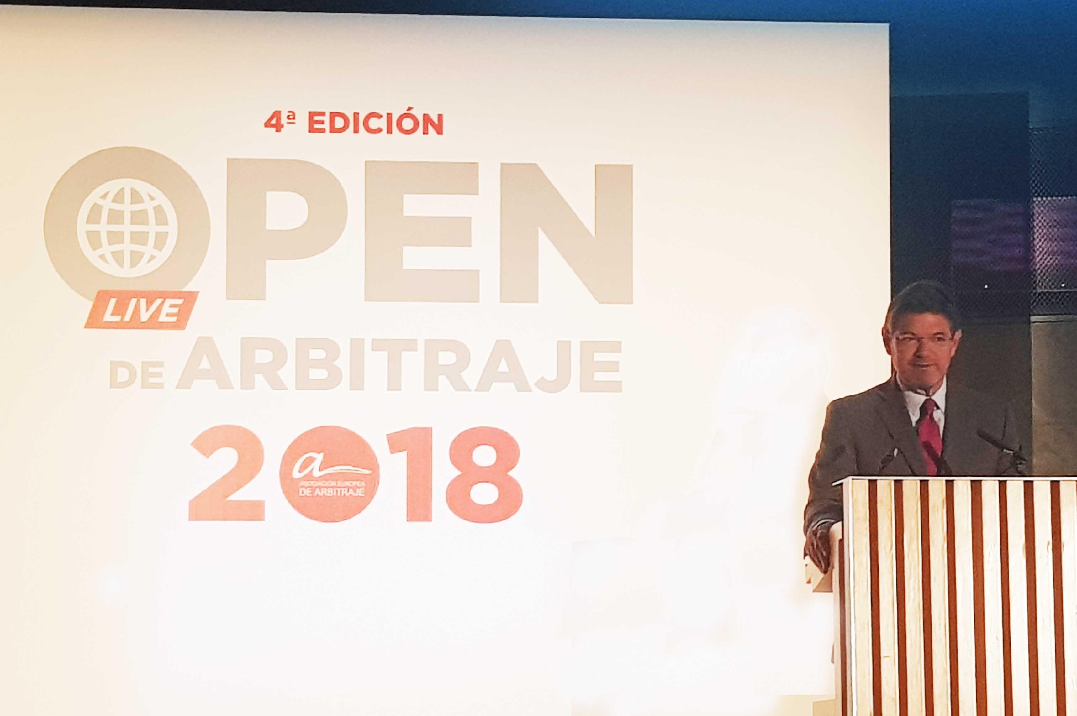 Foto de IV Open de Arbitraje