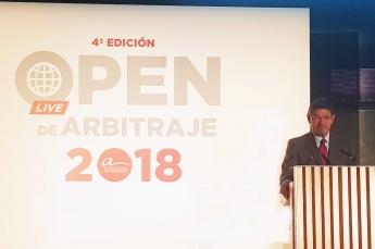El IV Open de Arbitraje se inaugura con un incremento de empresas participantes del 30 por ciento