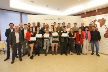 Finaliza en Bilbao el curso 'Creamos Oportunidades en Hostelería', que impulsa la Fundación Mahou San Miguel
