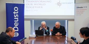 Presentación de la Asamblea Mundial de Instituciones Jesuitas de Educación Superior