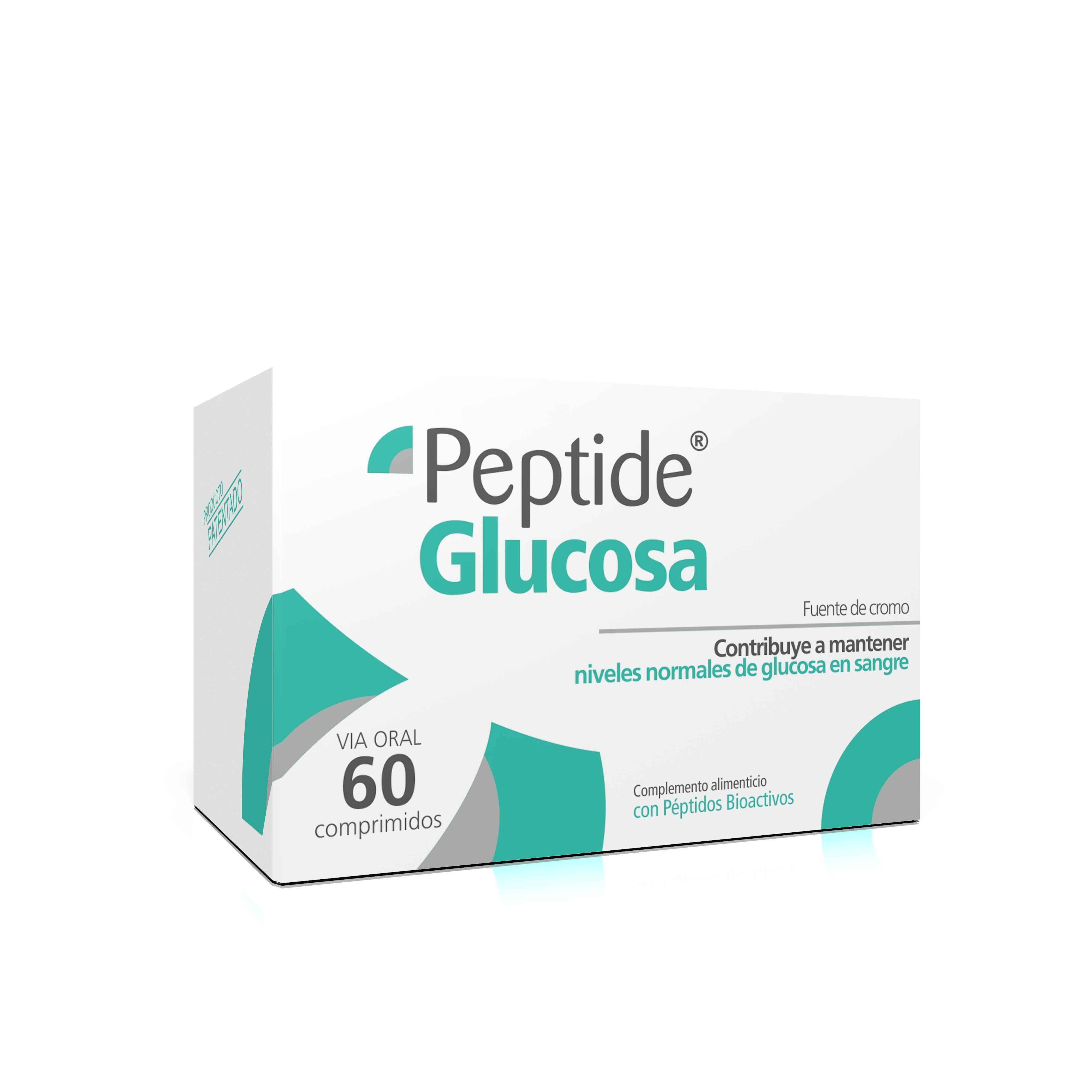 Fotografia Peptide Glucosa