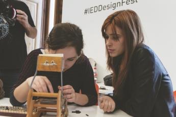 Foto de Talleres de creatividad en el Design Fest